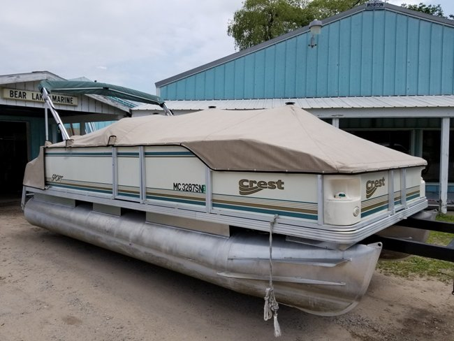 Read more: Crest Pontoon Boat Canvas Boat Cover